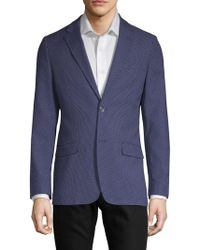 Ben Sherman - Dotted Two-button Sportcoat - Lyst