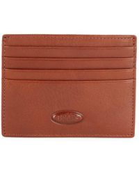 Bric's - Leather Card Holder - Lyst