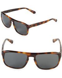 Zac Posen - Cain 56mm Square Sunglasses - Lyst