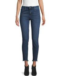Max Studio - High-rise Skinny Jeans - Lyst