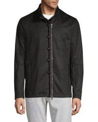 John Varvatos - Textured Jacket - Lyst