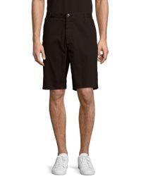 Original Paperbacks - Soho Cotton-blend Shorts - Lyst