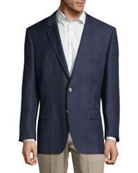 BOSS - Classic Wool Sportcoat - Lyst