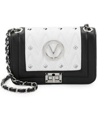 Valentino By Mario Valentino - Beatrizd Quilted Crossbody Bag - Lyst