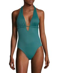 Eberjey - One-piece So Gabrielle Swimsuit - Lyst