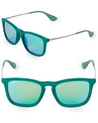 Ray-Ban - Keyhole Youngster Square Sunglasses - Lyst