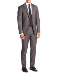 Theory - Malcolm Slim-fit Pinstriped Suit Jacket - Lyst