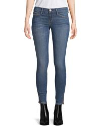 Etienne Marcel - Signature Zip Skinny Jeans - Lyst