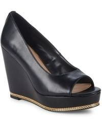 BCBGeneration - Jaz Wedge Pumps - Lyst