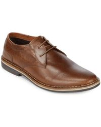 Steve Madden - Ikes L Blucher Oxfords - Lyst