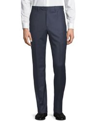Todd Snyder - Flat-front Wool Trousers - Lyst