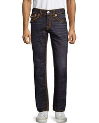 True Religion - Straight-leg Jeans - Lyst