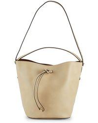 Furla - Vittoria Leather Bucket Bag - Lyst