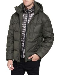 Andrew Marc - Breuil Puffer Jacket - Lyst