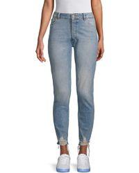 DL1961 - Bella Vintage High-rise Jeans - Lyst