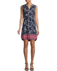 60bc1f66ed Lyst - Beach Lunch Lounge Sundress in Blue - Save 64%