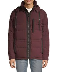 Marc New York - Huxley Down Filled Puffer Jacket - Lyst