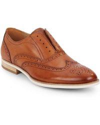 Steve Madden - Romah Leather Oxfords - Lyst