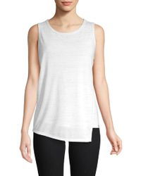 Marc New York - Front Overlay Top - Lyst