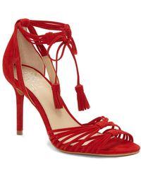 Vince Camuto - Stellima Tassel Sandal (women) - Lyst