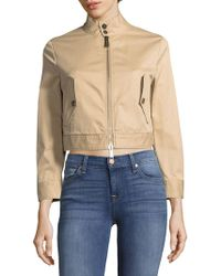 DSquared² - Casual Zip Jacket - Lyst