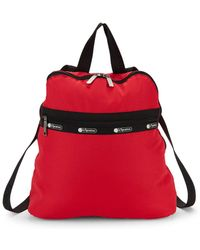 LeSportsac - Rebecca Logo Backpack - Lyst