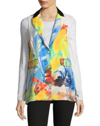 Robert Graham - Peak Lapel Vest - Lyst