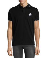 Roberto Cavalli - Cotton Polo Shirt - Lyst