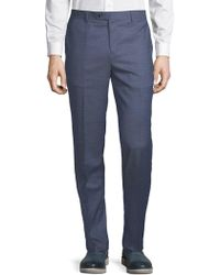 Paisley and Gray - Chambray Trousers - Lyst