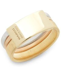 Marco Bicego - 18k Tri-colored Masai Ring - Lyst