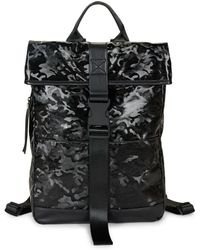 Kendall + Kylie - Military Print Backpack - Lyst
