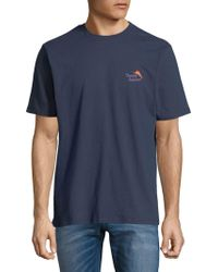 Tommy Bahama - Spring Fling Cotton Tee - Lyst