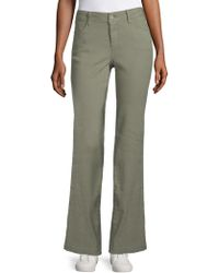 NYDJ - Wylie Stretch-linen Trouser Jeans - Lyst