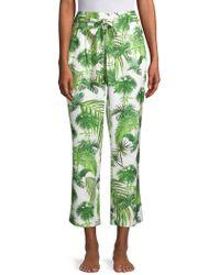 Lea & Viola - Tropical Trousers - Lyst