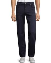 Joe's Jeans - Slim-fit Solid Jeans - Lyst