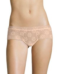 Eberjey - Lace Hipster - Lyst