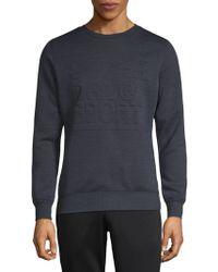 Superdry - Gym Tech Crew Sweater - Lyst