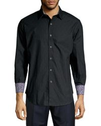 Robert Graham - Bayside Casual Long-sleeve Cotton Shirt - Lyst