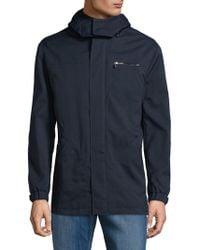 Corneliani | Classic Hooded Jacket | Lyst