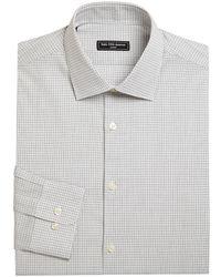Saks Fifth Avenue - Modern Dress Shirt - Lyst