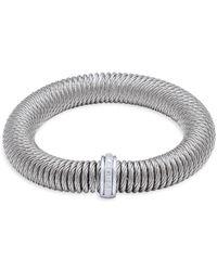 Alor - Diamond & 18k White Gold Bracelet - Lyst