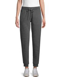 Marc New York - Space-dyed Jogging Trousers - Lyst