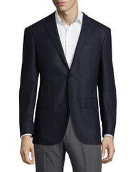 Corneliani - Buttoned Wool Sportcoat - Lyst