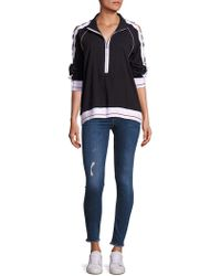 Koza - Track Cotton Sweatshirt - Lyst