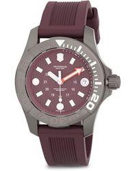 Victorinox - Dive Master 500 Analog Watch - Lyst