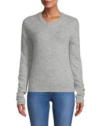 Elizabeth and James - Classic Crewneck Sweater - Lyst