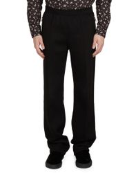 Givenchy - Technical Jersey Jogger Trousers - Lyst