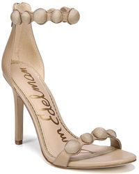 Sam Edelman - Addison (classic Nude Leather) Shoes - Lyst