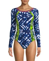 La Blanca - Multi-print One-piece Swimsuit - Lyst