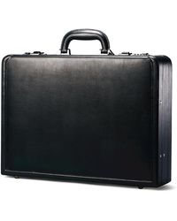 Samsonite - Leather Attache - Lyst